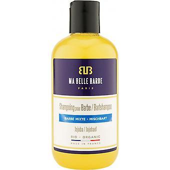 Økologisk skæg shampoo - blandet skæg