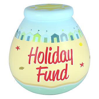 Pot Of Dreams Holiday Fund Money Box