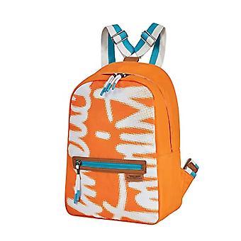 American Tourister Fun Limit - Lifestyle Backpack, Orange (Funky Orange)