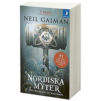 Nordic Myths: From Yggdrasil to Ragnarök 9789175038490