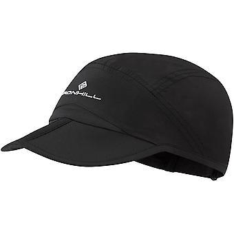 Ronhill Sun Split Cap - All Black