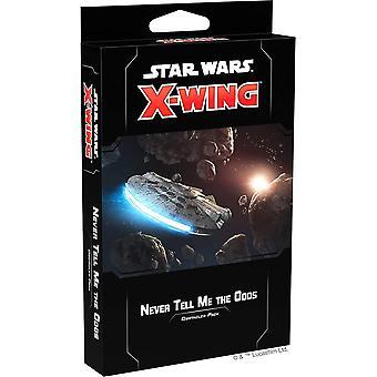 Star Wars X-Wing: Ne me dites jamais le pack d'obstacles odds