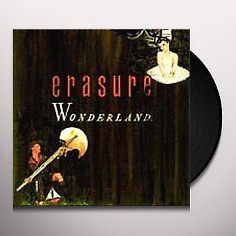 Erasure - Wonderland Vinyl