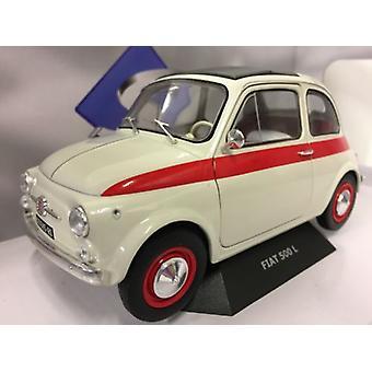 Fiat 500L Nuova Sport 1960 1:18 Scale Solido S1801401