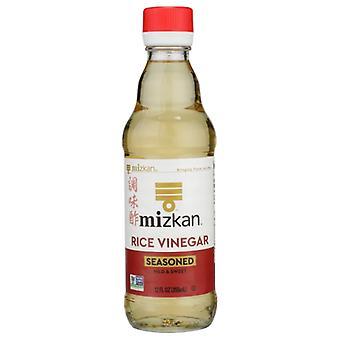 Mizkan Vinegar Rice Seasoned, Case of 6 X 12 Oz