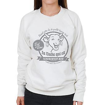 The Laughing Cow Produit Extra Fin Women's Sweatshirt