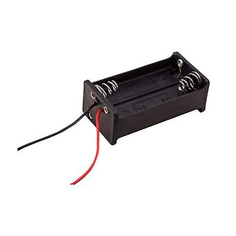 Um3X4 Aa Battery Holder With Leads