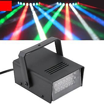 Mini 24 Led Strobe Disco Dj Flash Lamp Club Stage Lighting Bulb Party Bar