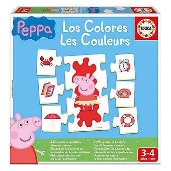 Educational Game Peppa Pig (ES-FR)