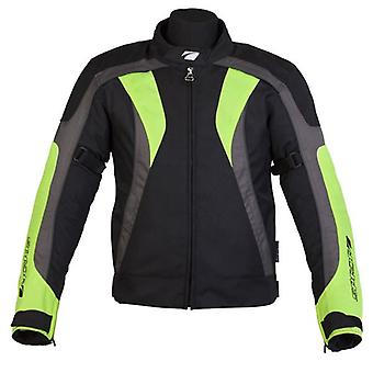 Spada RPM Jacket Black Fluo