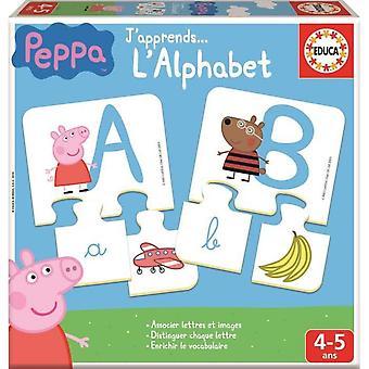 Peppa Pig Abc - Jeu éducatif