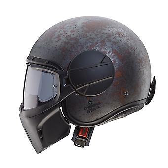 Caberg Ghost Rust Full Face Motorcykel Hjälm Brun