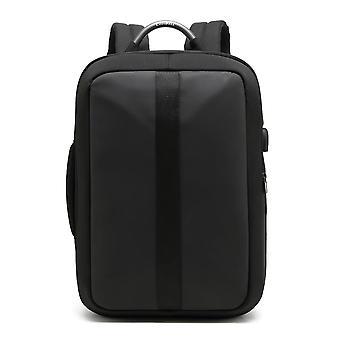Laptop Backpack 15.6 Inch Anti-theft Business Backpack Leisure Backpack School Bag Travel Rucksack-blue