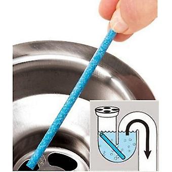 12pcs Pipeline Cuisine Toilette Baignoire Décontamination Rod Sticks - Égout