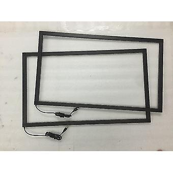 Xintai Touch 43 Inch 10 Points Ir Touch Screen Overlay Panel Frame