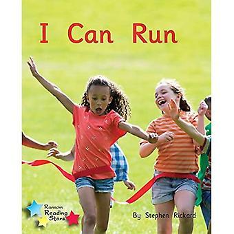 I Can Run (Reading Stars)