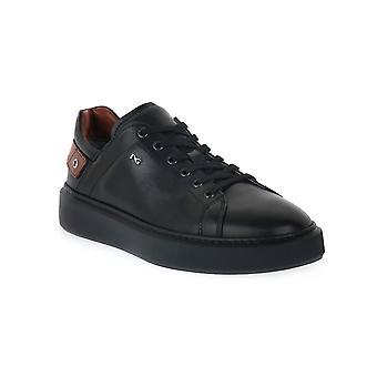 Black Gardens Savage Black Shoes