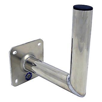 Staffa a parete X2005 Tipo L Alluminio 250mm da parete, Ø=50mm