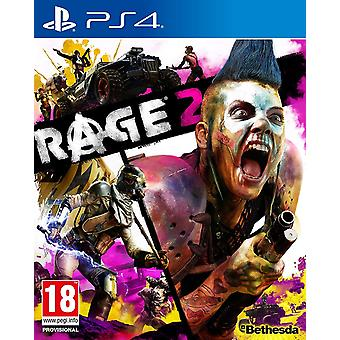 Rage 2 PS4 hry