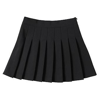 Jupes plissées Taille haute Sweet Cute Girls Dance Preppy Style