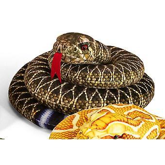 Snake umplute jucărie