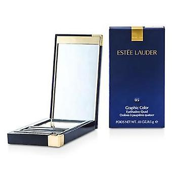 Estee Lauder kuvan väri luomiväri Quad - nro 05 viehättävä Pink - 8.5g/0.029oz
