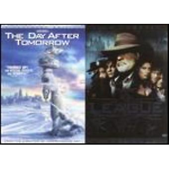 Fox 2Pak - The Day After Tomorrow/League of Extraordinary Gentlemen [2 DVDs] [DVD] USA Import