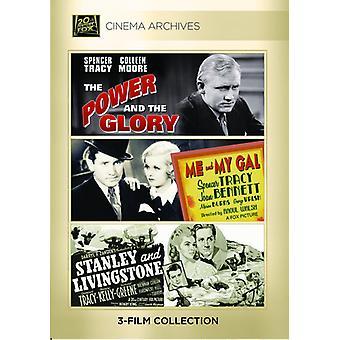 Poder e glória / Me & My Gal / importação EUA Stanley Livingston [DVD]