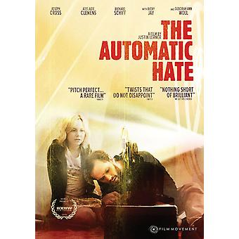 Automatic Hate [DVD] USA import