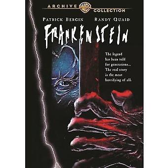 Frankenstein (1992) [DVD] EUA importar