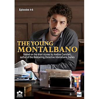 Young Montalbano: Episodes 4-6 [DVD] USA import