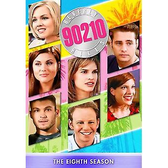 Beverly Hills 90210 - Beverly Hills 90210: Sæson 8 [DVD] USA importerer
