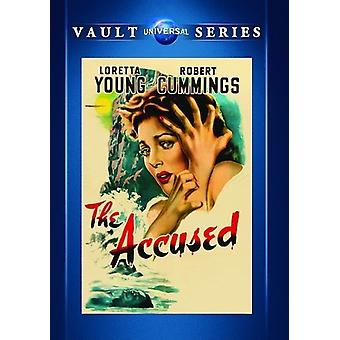 Accused [DVD] USA import