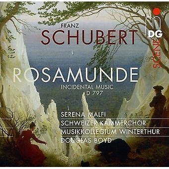 F. Schubert - Schubert: Rosamunde [SACD] USA import