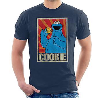 Sesame Street cookie Monster szovjet férfiak ' s póló