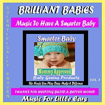 Various Artist - Brilliant Babies Collection Vol.3 [CD] USA import