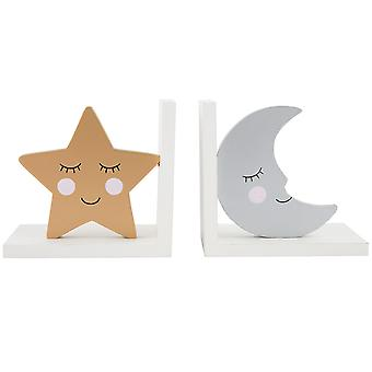 Sonhos doces Sass & Belle Star & Lua Bookends