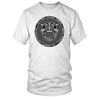 Special Forces Abzeichen Green Beret C Effekt Damen T Shirt