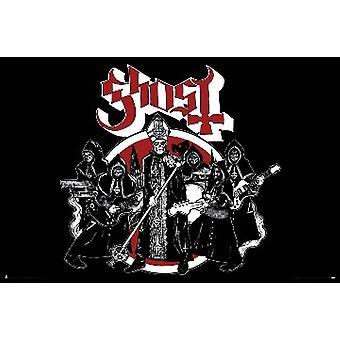 Ghost - Opus gleichnamigen Plakat Poster drucken