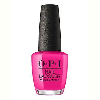 OPI Nail Lacquer juist roze 0.5oz / 15ml