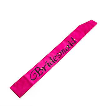 Varm rosa blinkende Sashes
