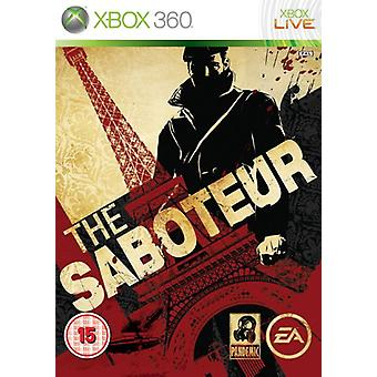 The Saboteur (Xbox 360) - New