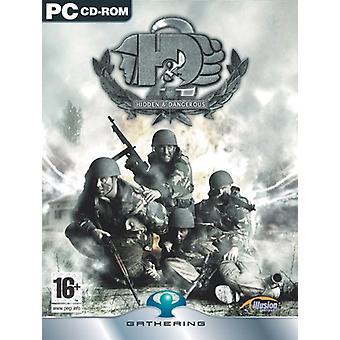 Skjult farlig 2 (PC CD)-ny