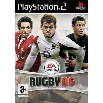 Rugby 06 (PS2) - Nieuwe fabriek verzegeld