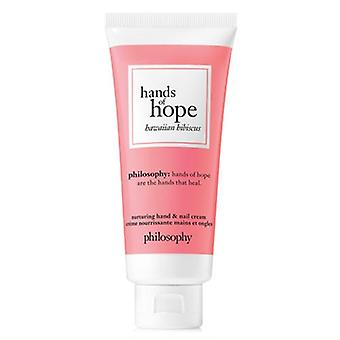 Philosophy Hands Of Hope Nurturing Hand & Nail Cream Hawaiian Hibiscus 1oz / 30ml