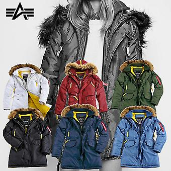 Giacca invernale da donna Alpha Industries PPS N3B