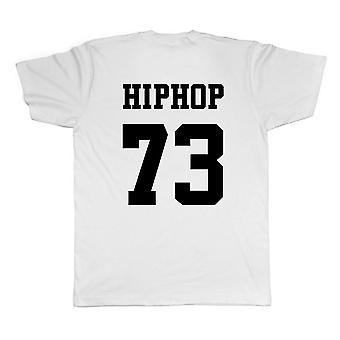 HIPHOP73 T-Shirt White