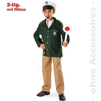 Fantasia policial crianças polícia traje traje criança uniforme de polícia