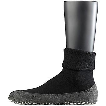 Falke Cosyshoe Midcalf sokker - sort