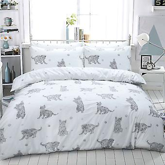 Pieridae Cat Duvet Cover Quilt Cover Bedding Set